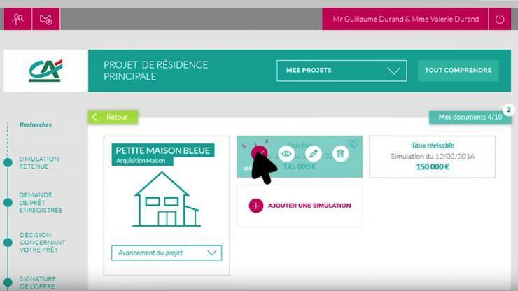 Prêt immobilier : le Crédit Agricole propose désormais un parcours « totalement digitalisé »