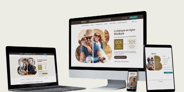 La banque en ligne du Crédit Agricole BforBank promet de proposer (enfin) du paiement mobile en 2019, de nouveaux services « relationnels » dans son application mobile et des services « à haute valeur ajoutée » l'an prochain (Crédits : BforBank).