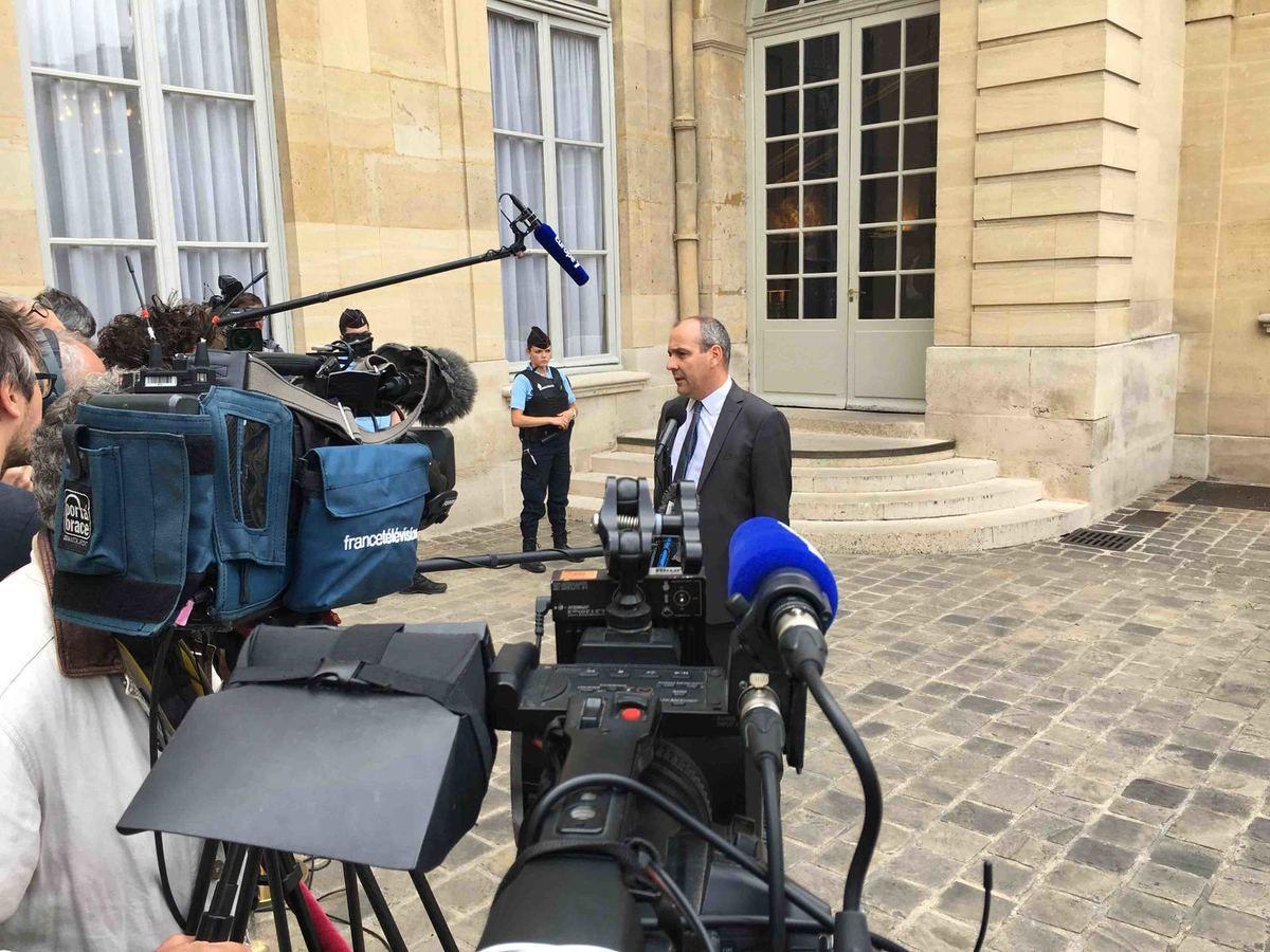 [Vidéo] Réforme des retraites : La CFDT reçue à Matignon