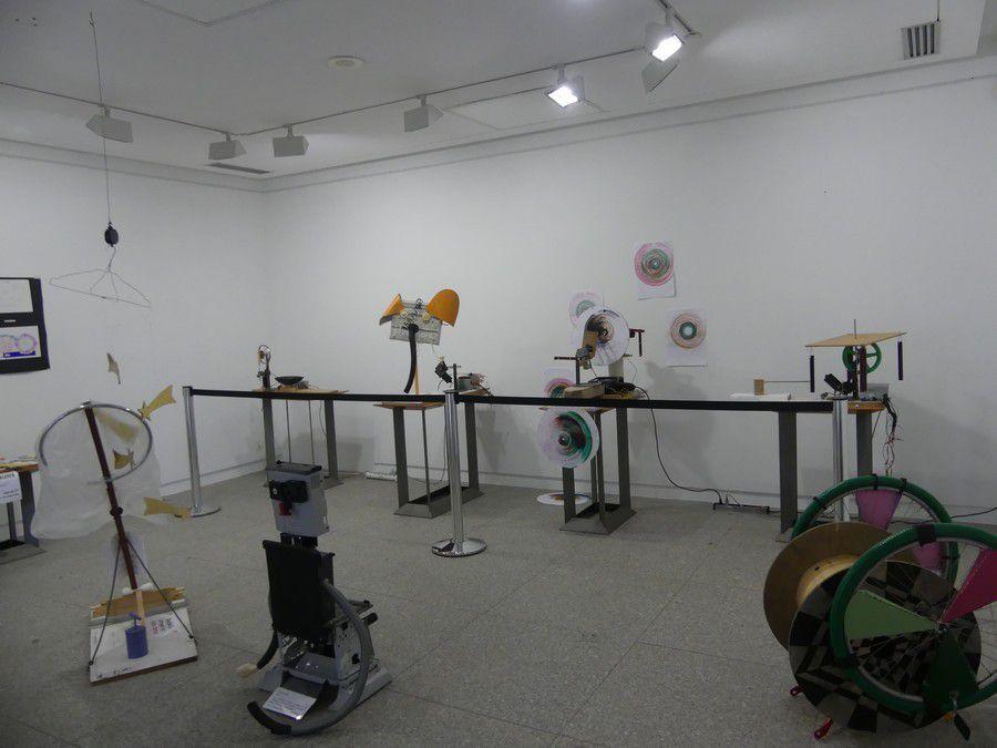Les élèves de 3e découvrent leurs œuvres au musée