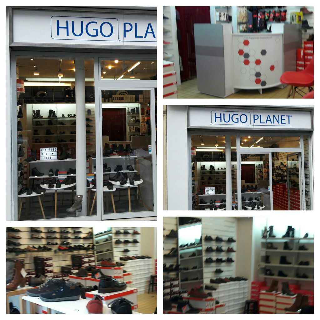 Hugo Planet 8 rue Monge 75005 Paris.