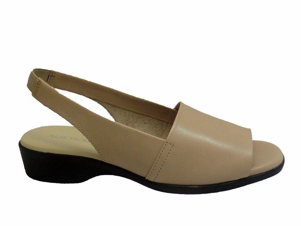 Chaussures AEROSOLES Nu-pied CUSH FLOW