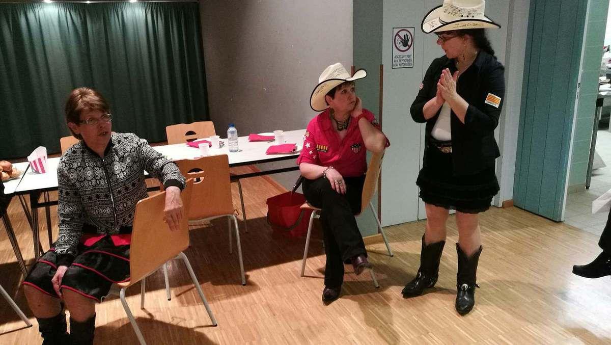Album photos du bal de Cowboy Country 45 du 12 mars 2017 à L'Espace Colette Ste Geneviève des Bois Loiret
