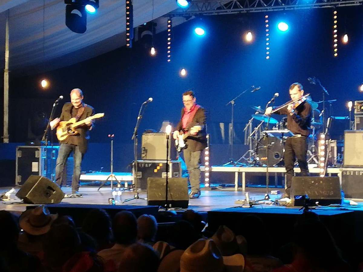Medley Vidéos & Photos 8ème Festival international Country Music Santa Susanna du 20 au 26 octobre 2019