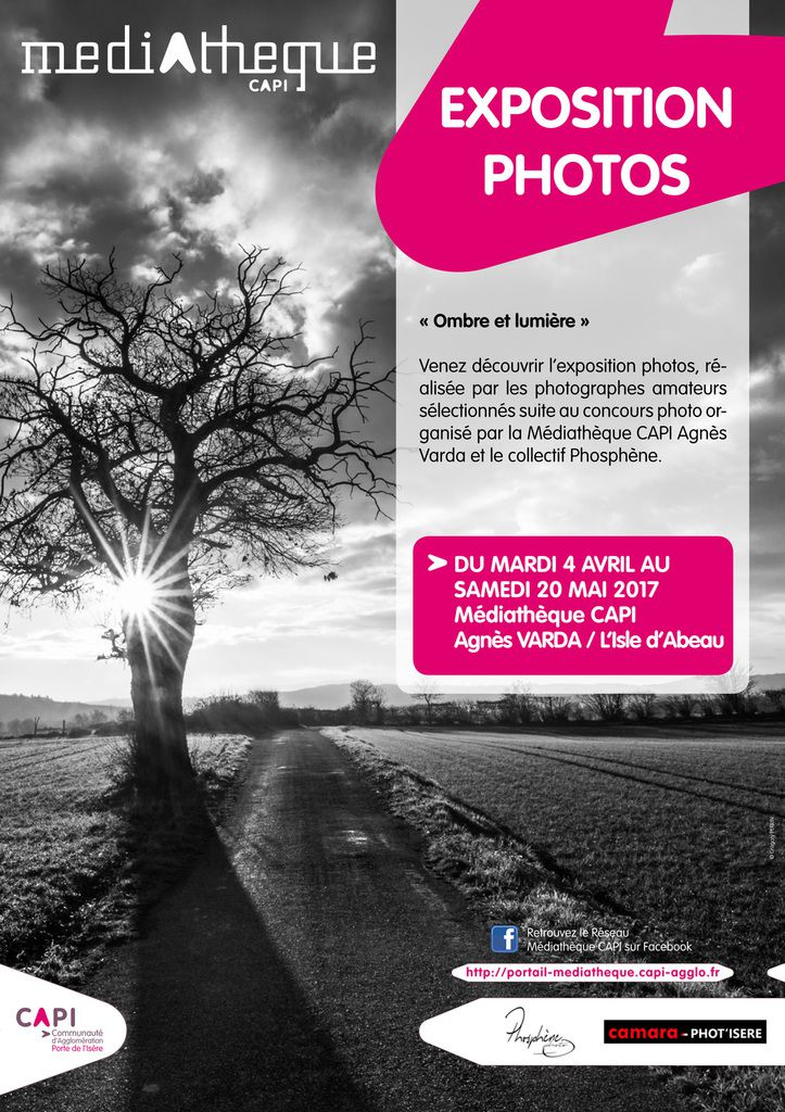 Exposition photos OMBRE ET LUMIERE