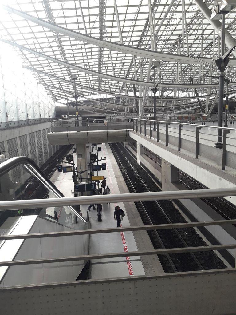 Terminal 2 gare