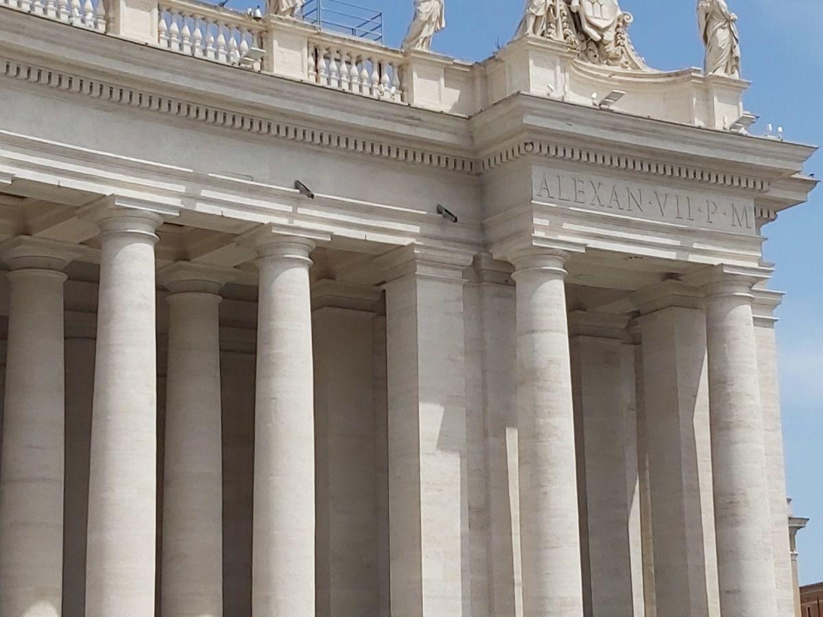 Visite extérieur du Vatican