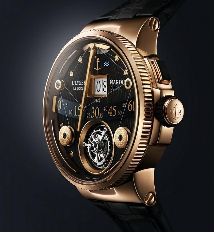 Ulysse Nardin Marine Reloj 6302-300/GD