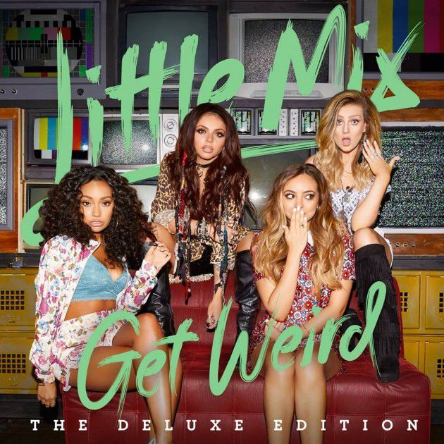 Little Mix - Secret Love Song Pt. II