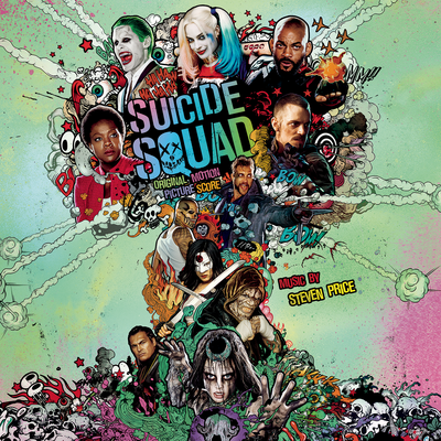 She's Behind You - Suicide Squad OST (Steven Price)