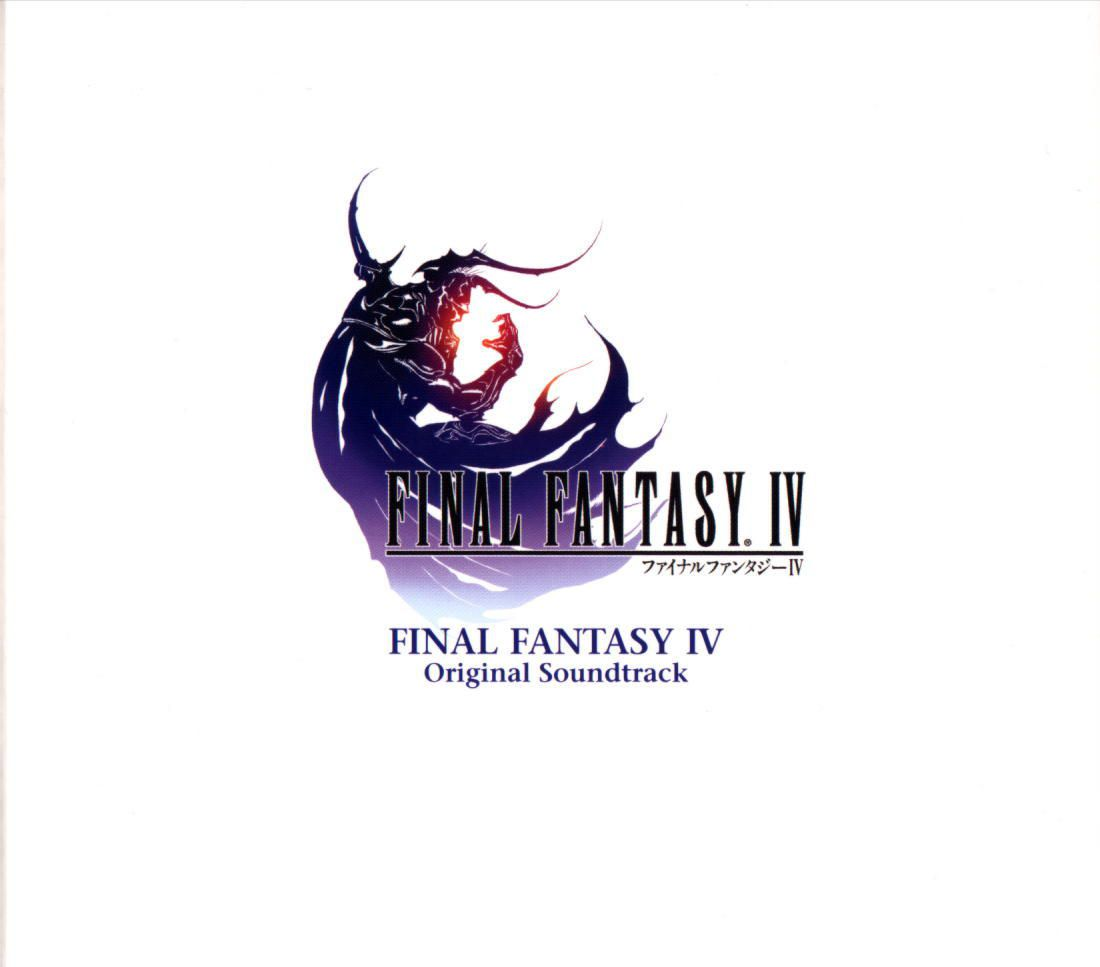 Final Fantasy IV - Original Soundtrack [Album][Mp3][DS Remastered][FF4][OST]