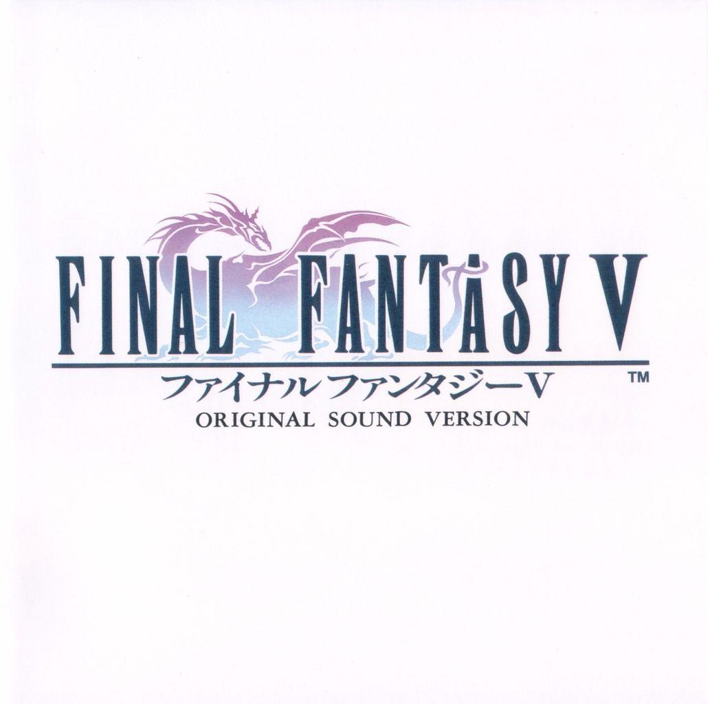 Final Fantasy V - Original Sound Version [Album][mp3][SNES/PS1][FF5][OST]