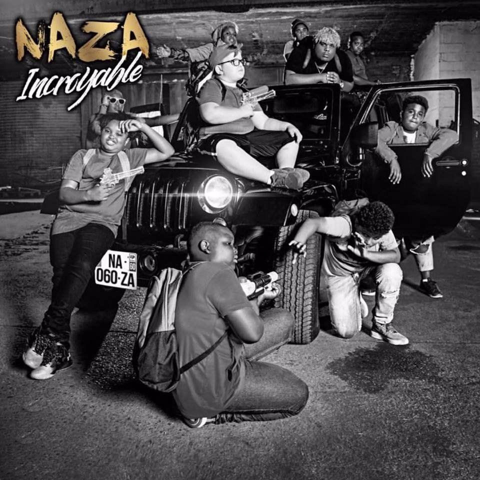 Naza & KeBlack - Pas demain
