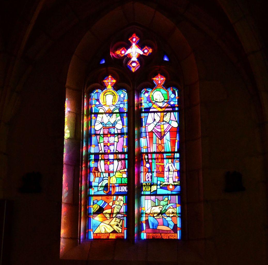 L'Eglise Saint-Pierre de Marols...