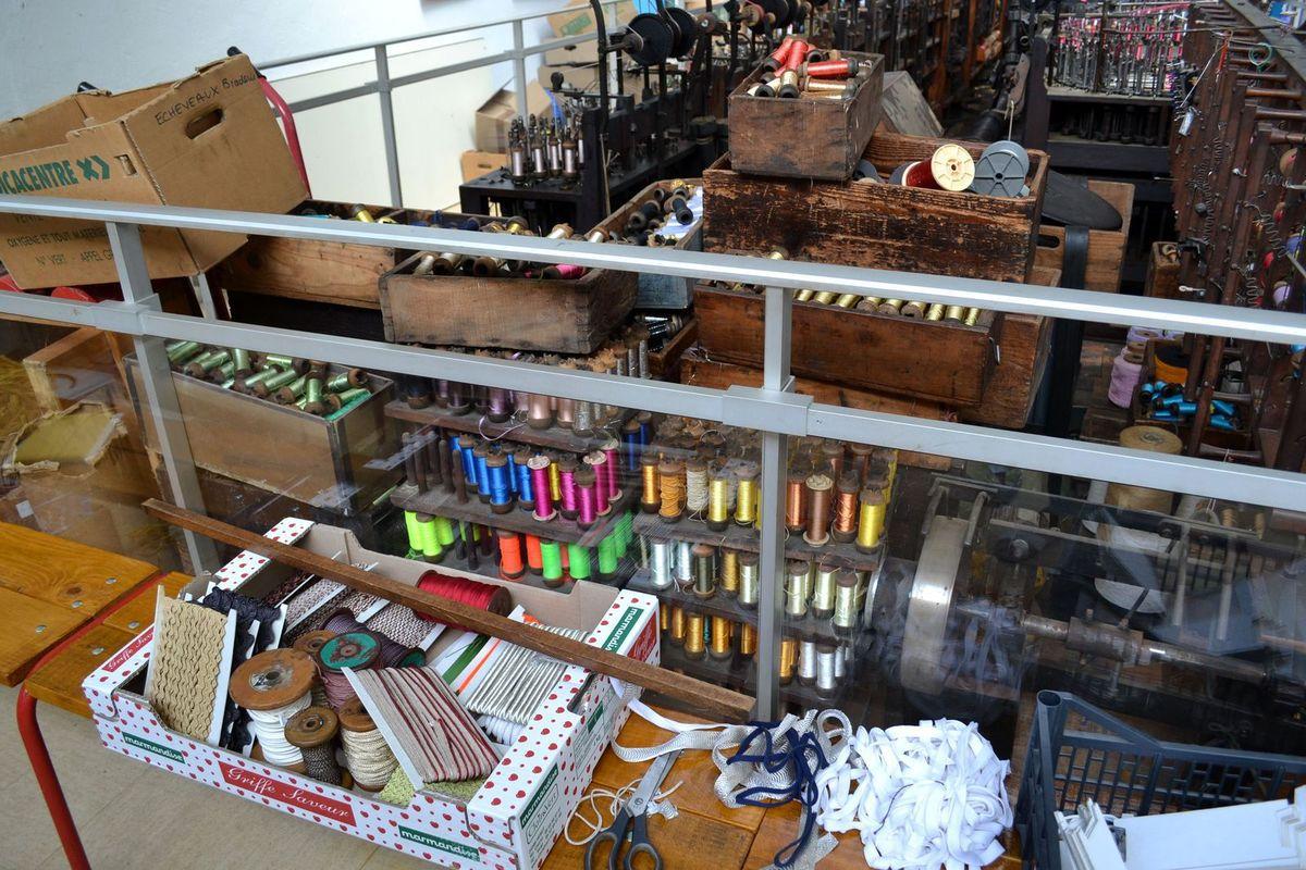 Feu d'artifice de couleurs à la Maison des Tresses et Lacets dans la Loire!