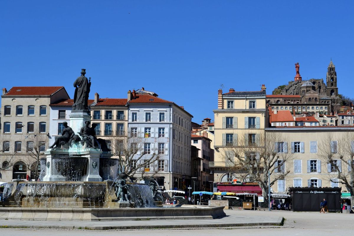 Goodbye Le Puy-en-Velay, till next time!!