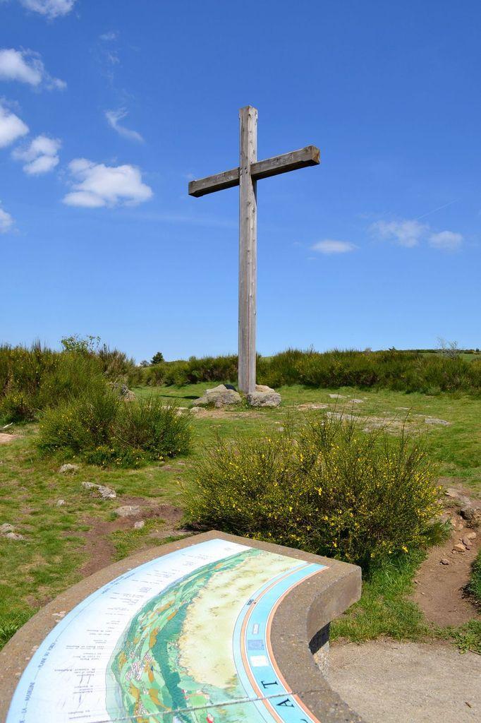 Le Crêt de Chaussitre dans le massif du Pilat, ça se mérite!!!