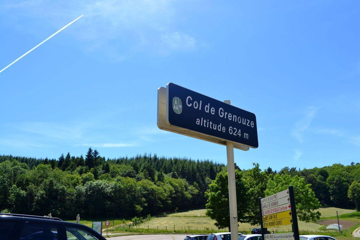 Le Col de Grenouze