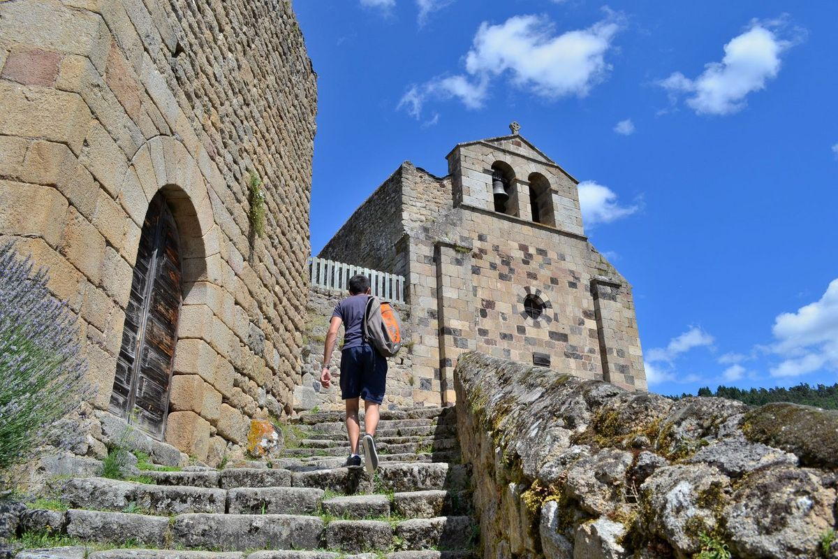 Visite du château et de sa chapelle...
