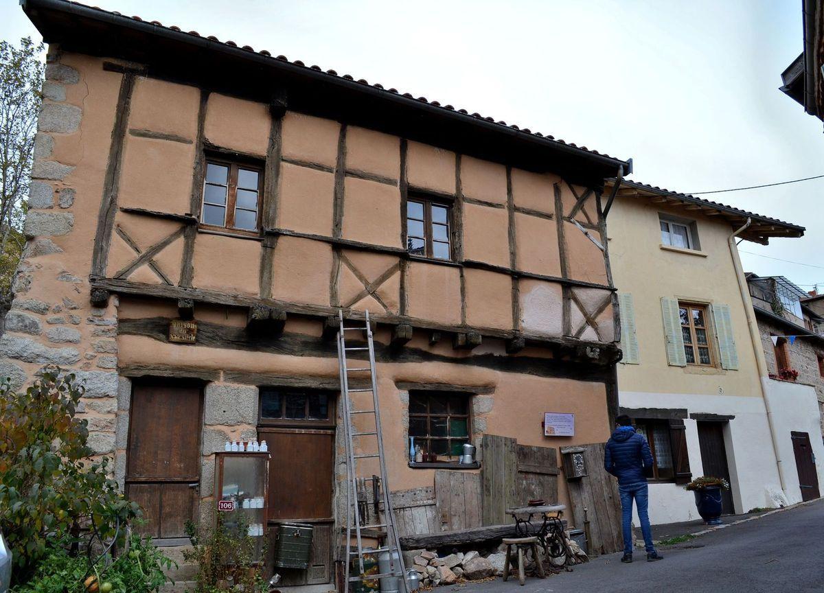 Escapade automnale à Saint-Haon-le-Châtel dans la Loire...