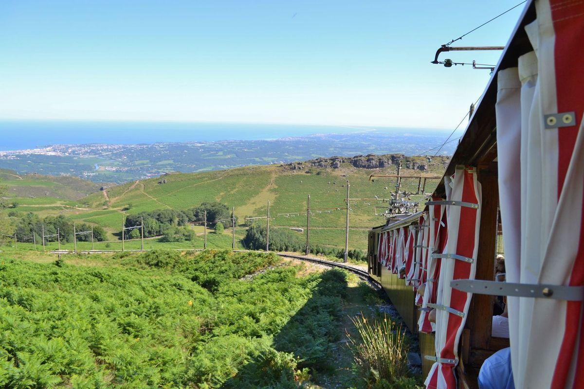 A l'assaut de la Rhune au Pays Basque!