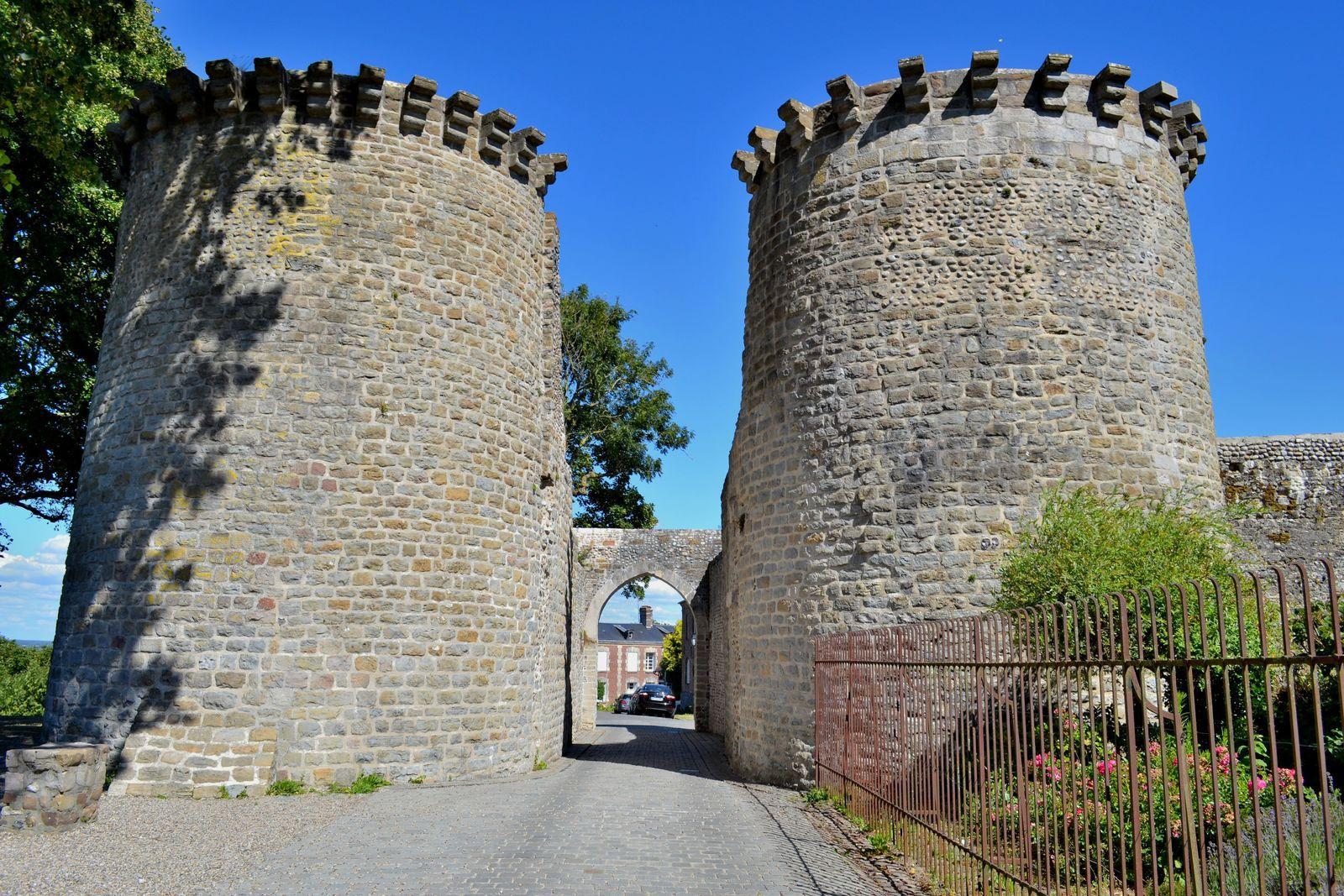 La Porte Guillaume...