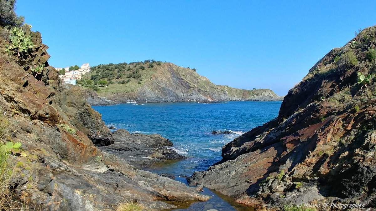 Randonnée de Banyuls sur mer à Cerbère et balade à la découverte des incontournables de ce bout du monde