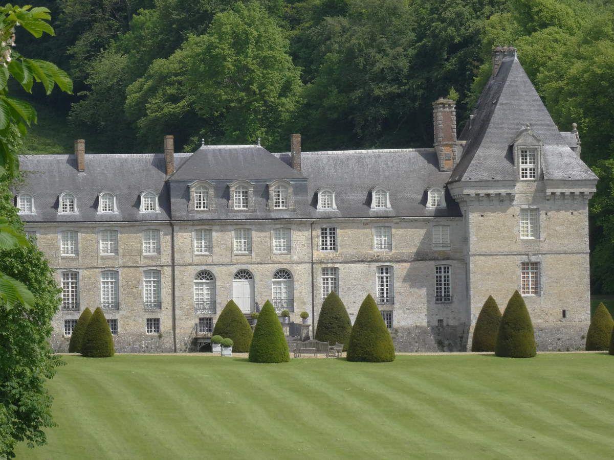 The Château.