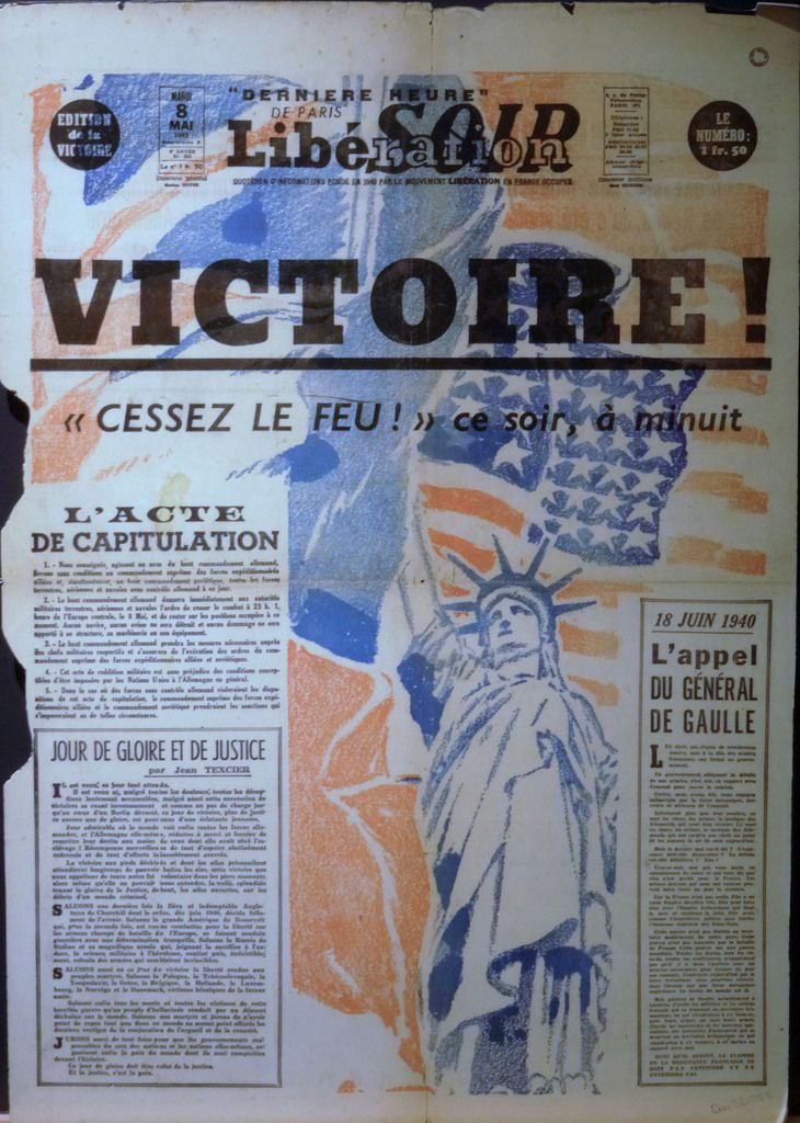 8-9 May 1945...Finally ! (but for how long this time ?)