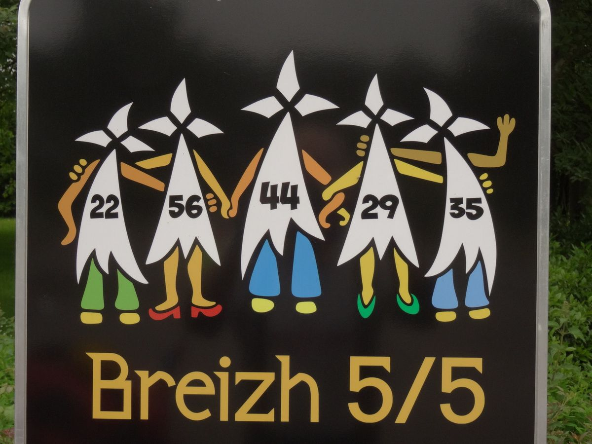 Breton family reunion..