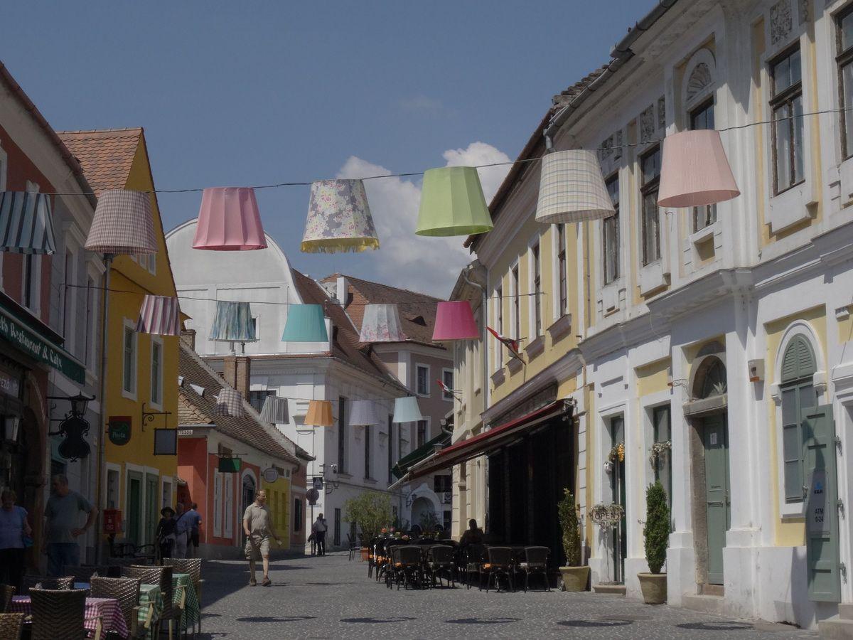 Rue de Szentendre