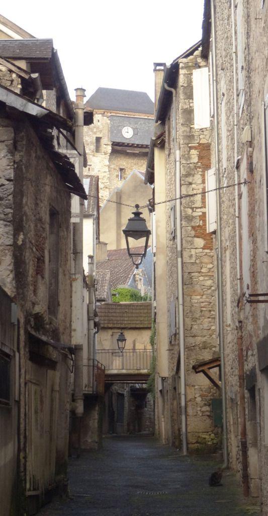 Une rue de Souillac