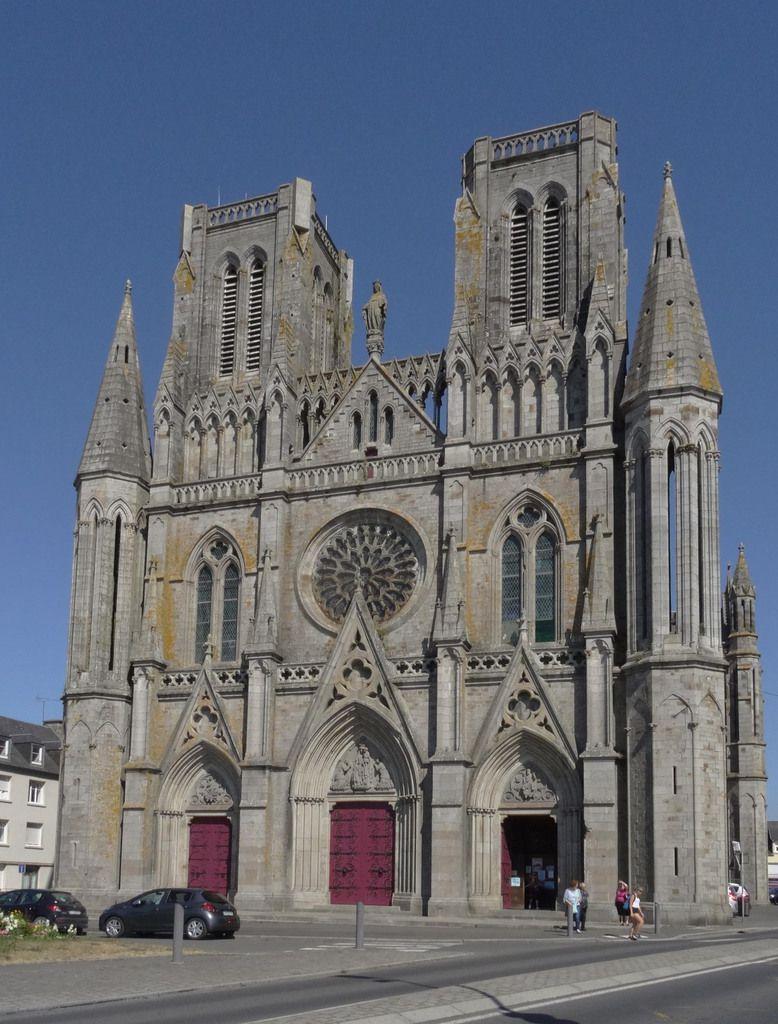 Cathédrale d'Avranches