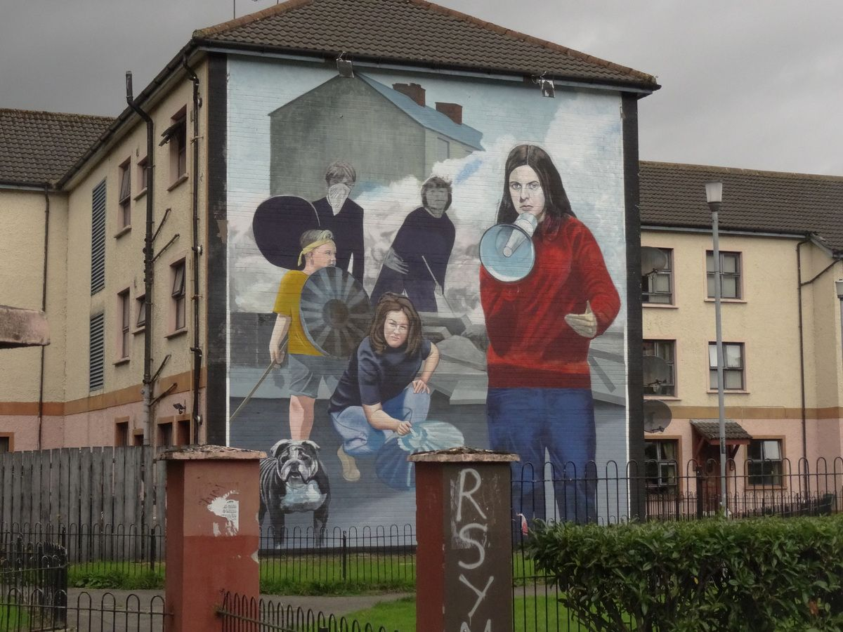 Bernadette Devlin : Irish Civil Rights Leader, Députée au Parlement du Royaume Uni de 1969 à 1974