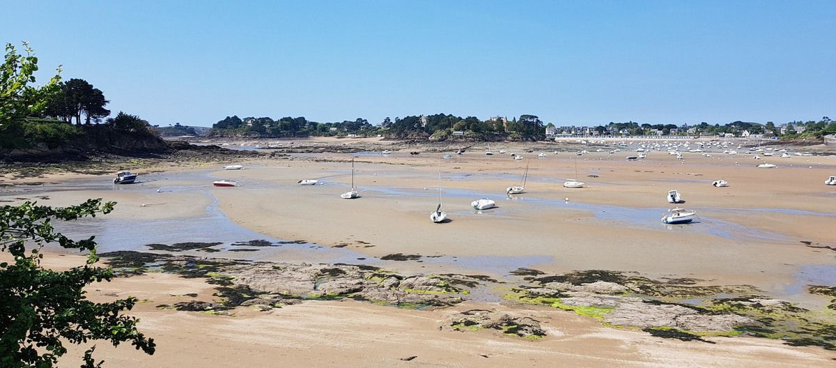 Plages de Saint Briac (photo Rémi).