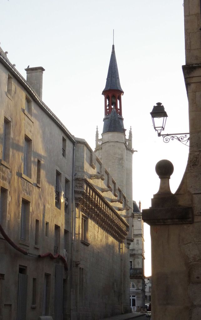 Rue de la Grille.