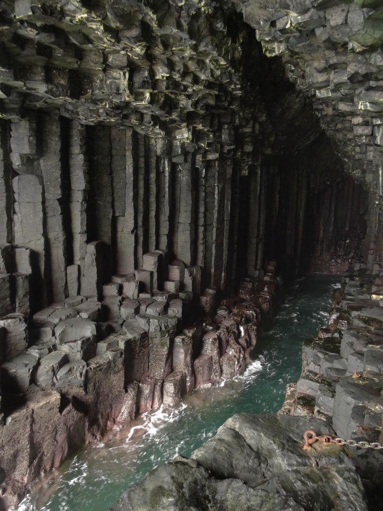 Le fond de la Caverne.  Ahurissant !!