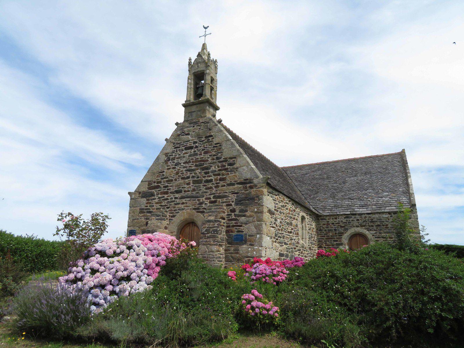 Chapelle Saint Sebastien - Fermée