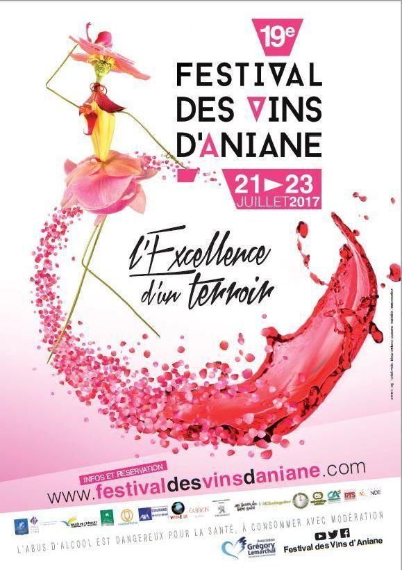 Festival des vins 2017 d'Aniane (34) sur actuprovence
