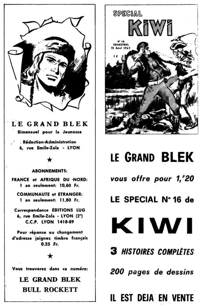Blek le Roc no 4