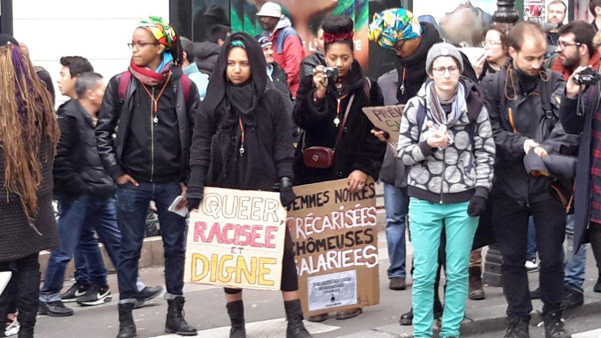 Evénement du jour : MANIFESTATION FEMINISTE