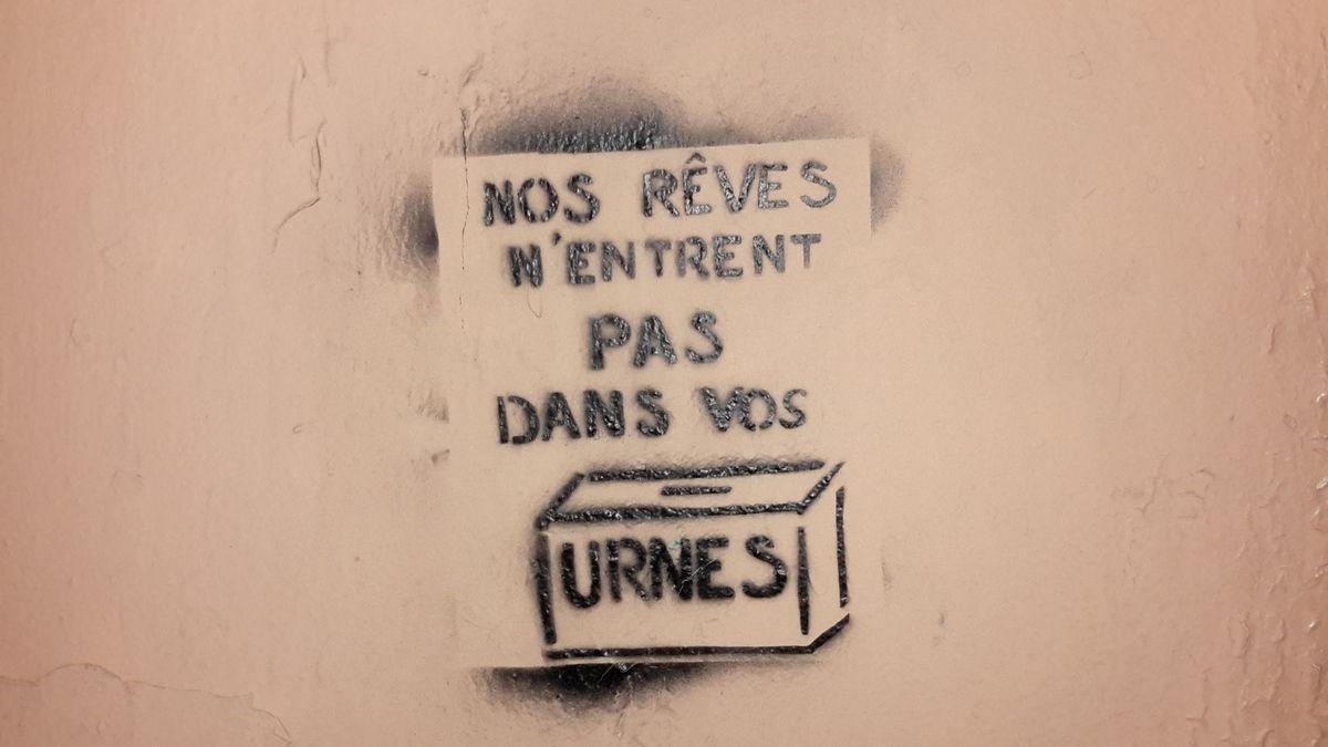 Les murs ont la parole !