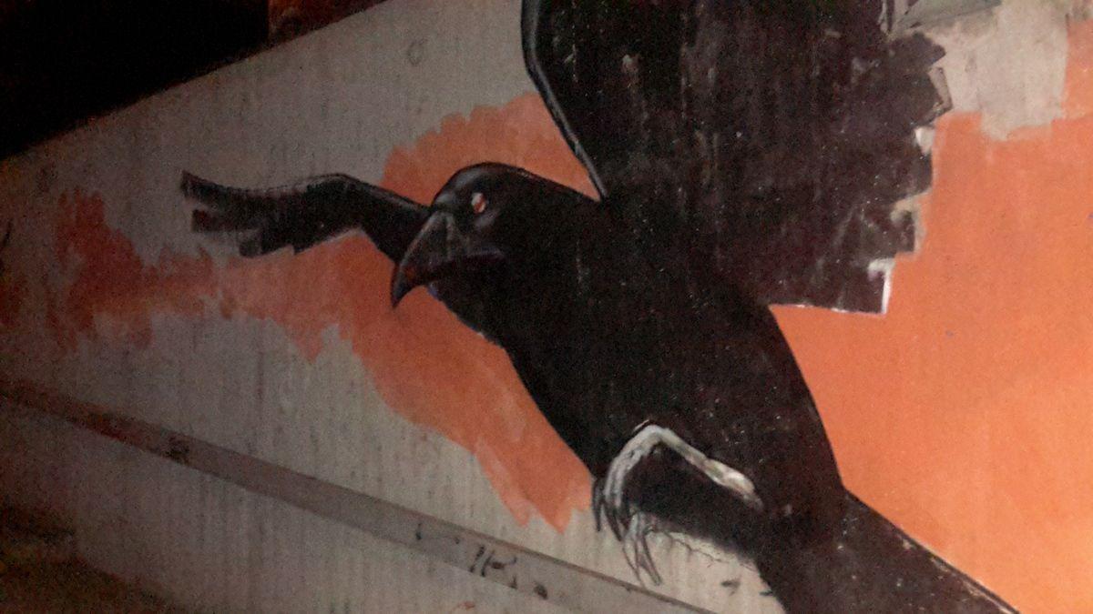 Peintures de rue à Solin (banlieue de Münich)
