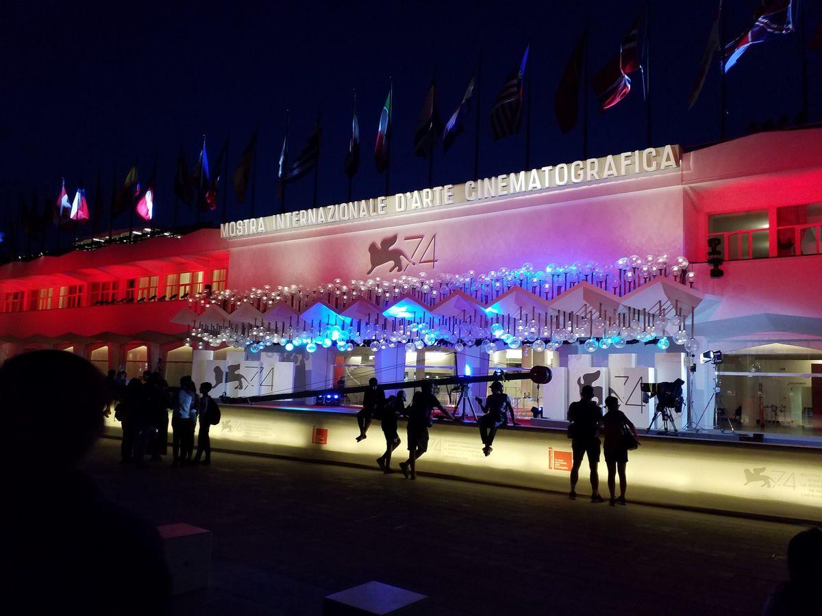 Festival de Venise 2017 Brèves notes sur quelques films