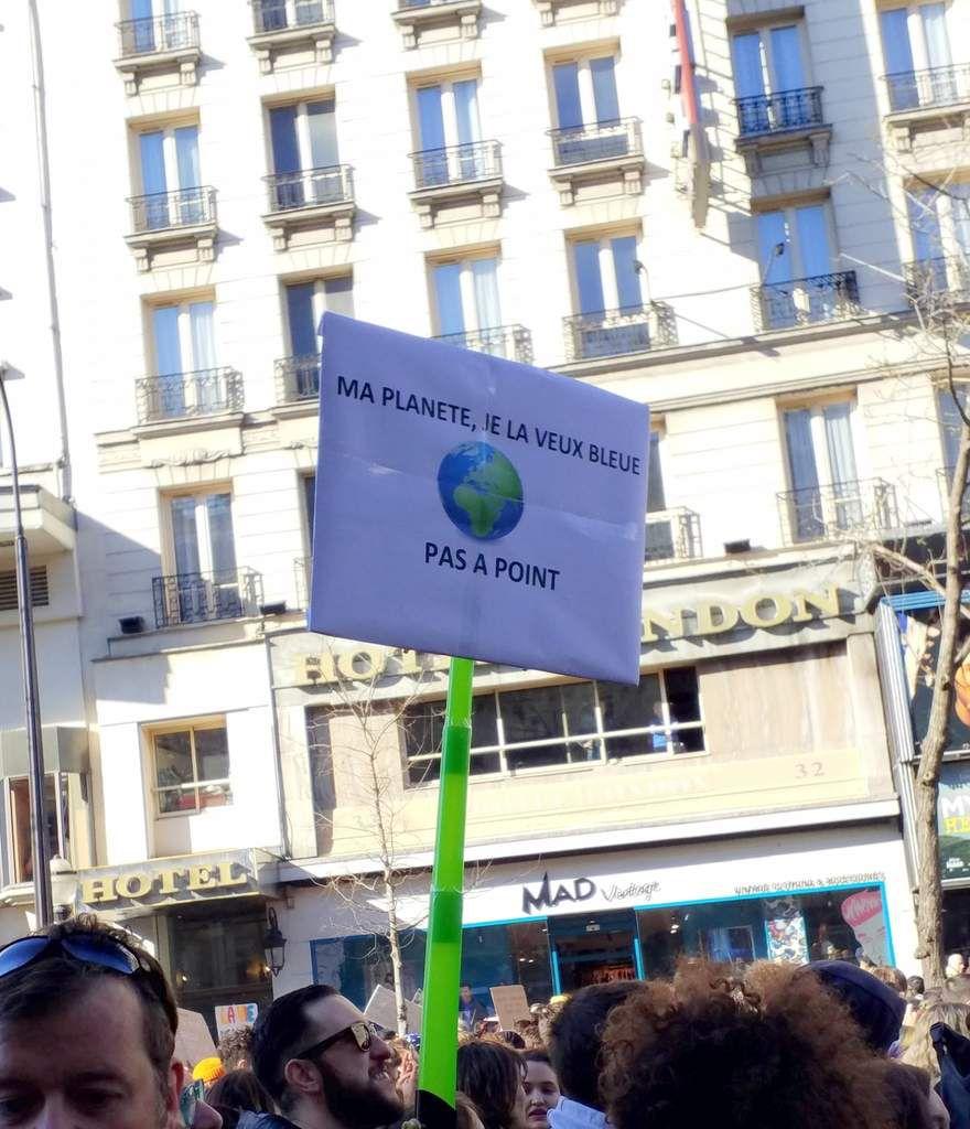 Images de la Marche du siècle