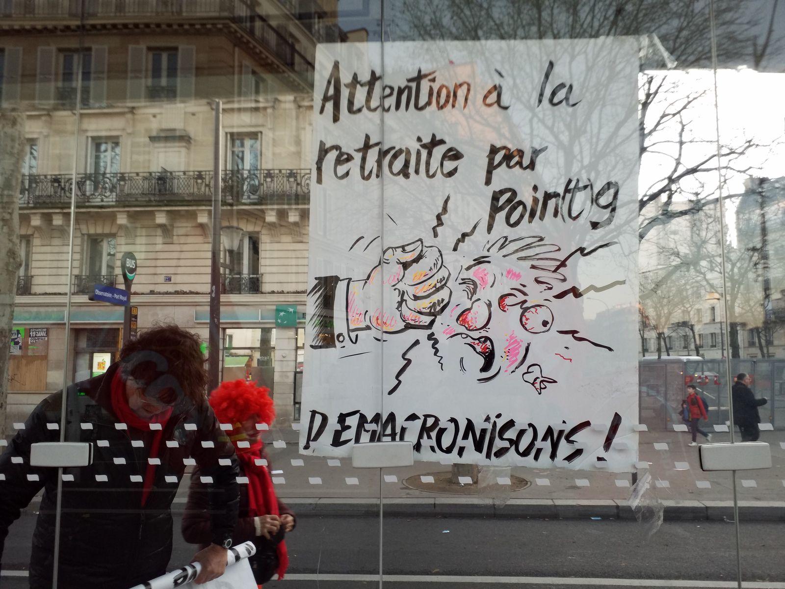 Macron : de la solidarité à la finance