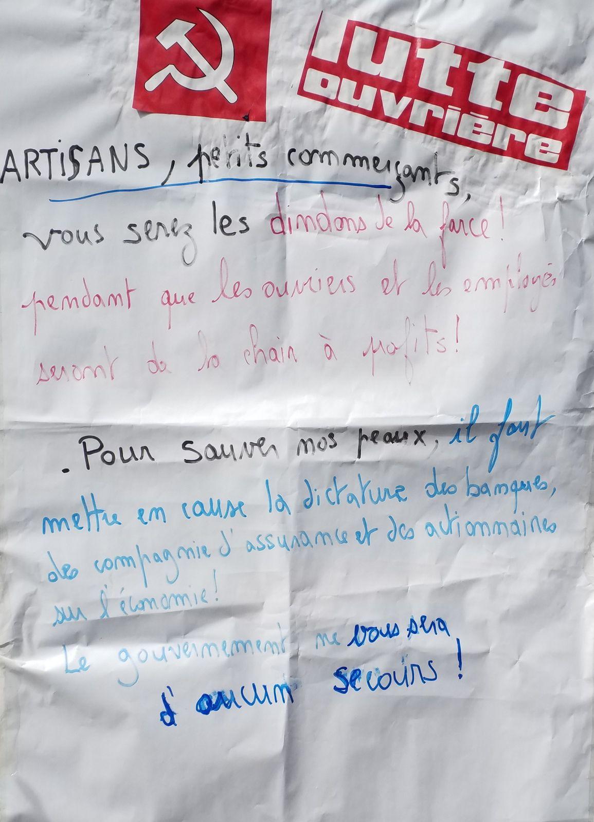 Rue de Ménilmontant (17/04/20)