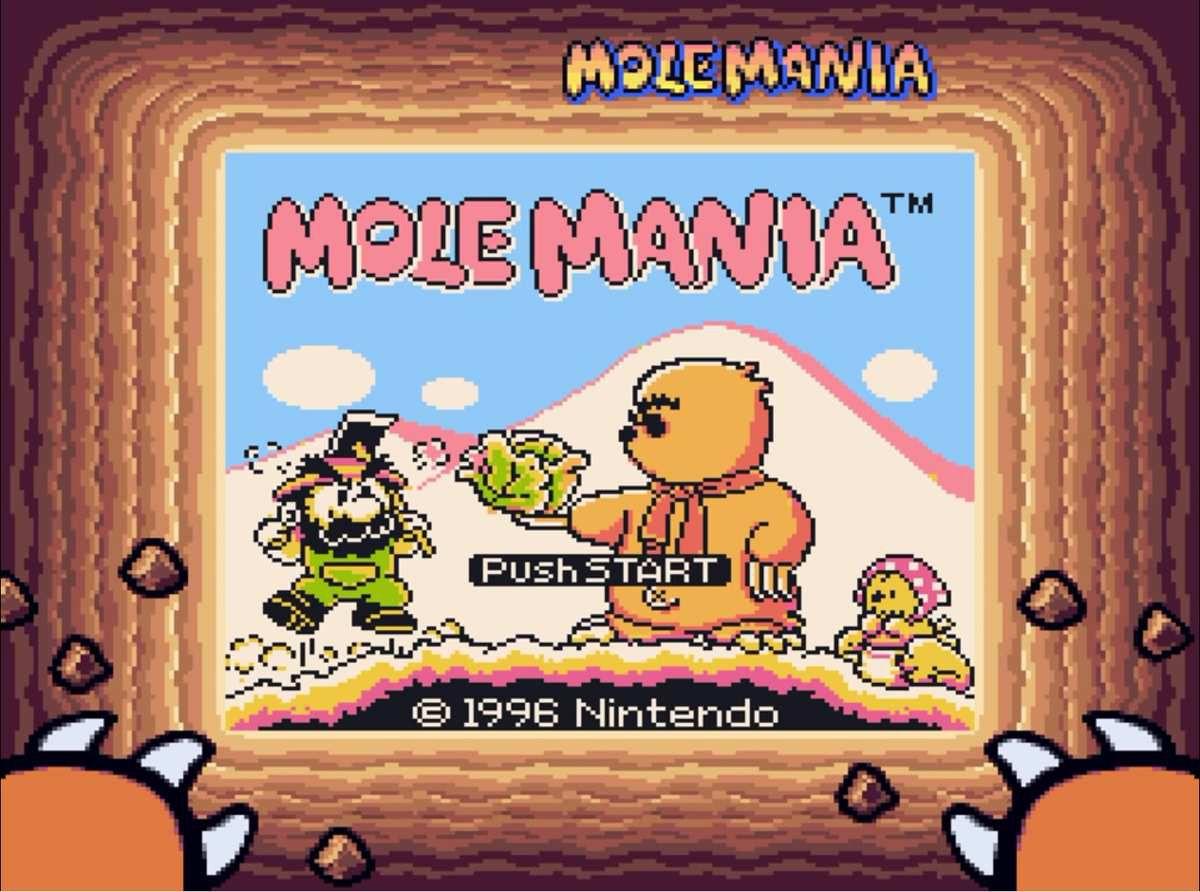 Un petit tour sur Super Nintendo.