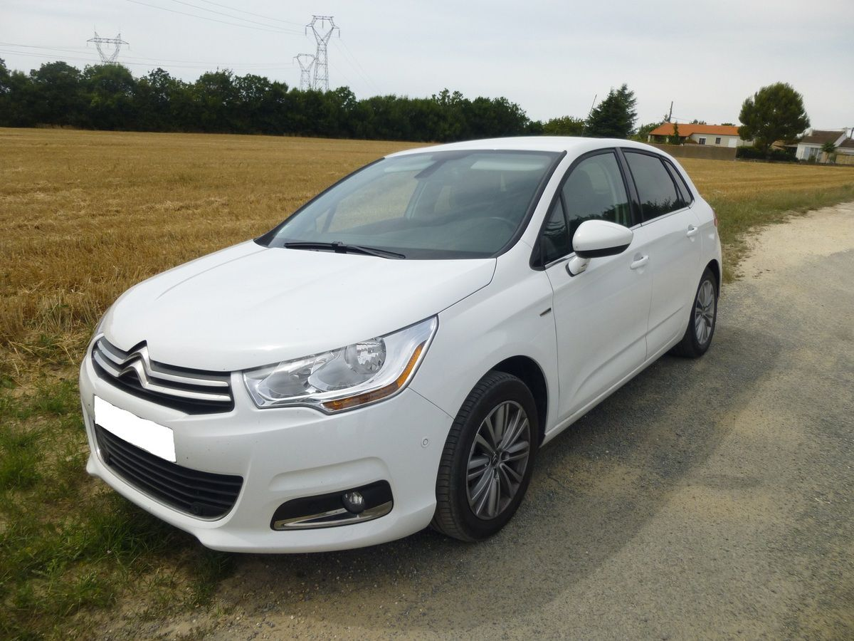 Essai Citroën C4 1.6 e-HDI 110 ch Exclusive