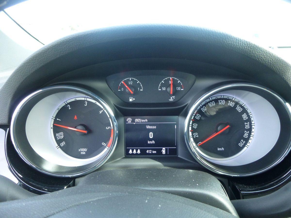 Essai Opel Astra 1.6 CDTI 136 ch Dynamic